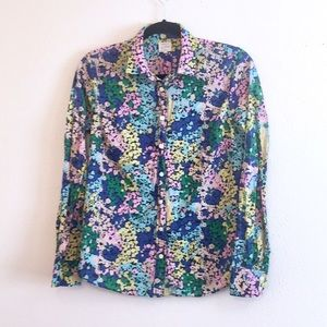 """NEW J.Crew """"The Perfect Shirt"""" Spring Button Down"""